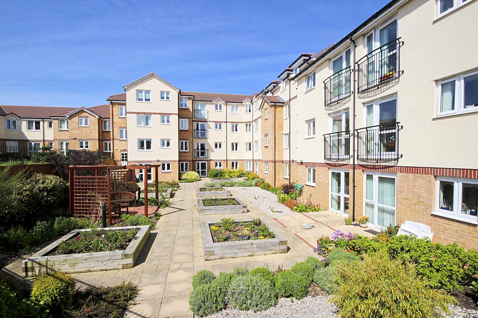 1 bed apartment for sale in Milliers Court,  Worthing Road, East Preston, BN16