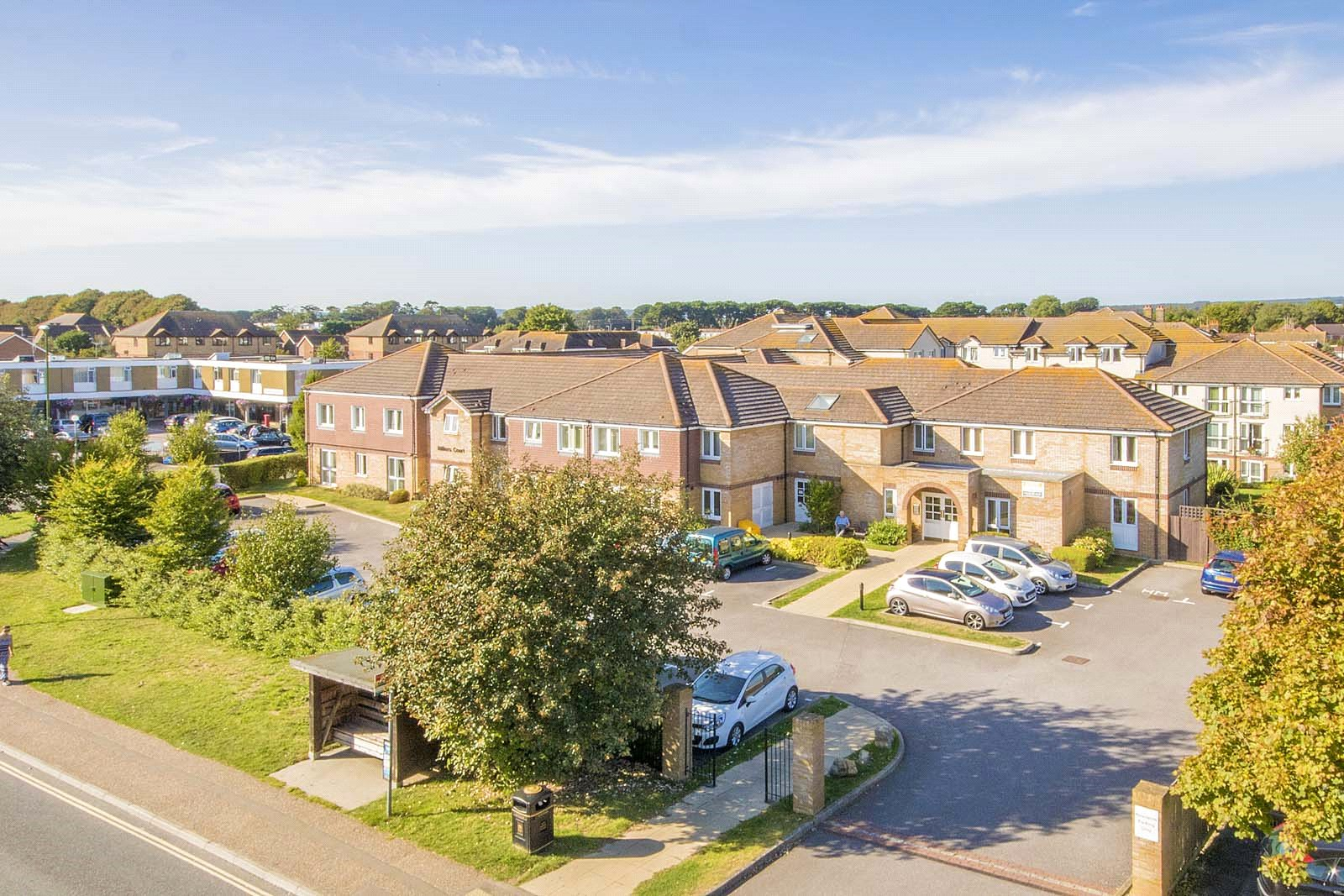 2 bed apartment for sale in Milliers Court, Worthing Road, East Preston  - Property Image 3