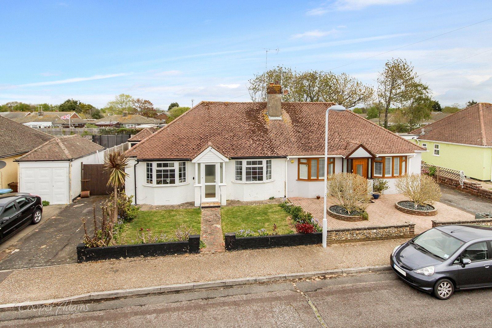 3 bed bungalow for sale in Warren Crescent, East Preston, BN16