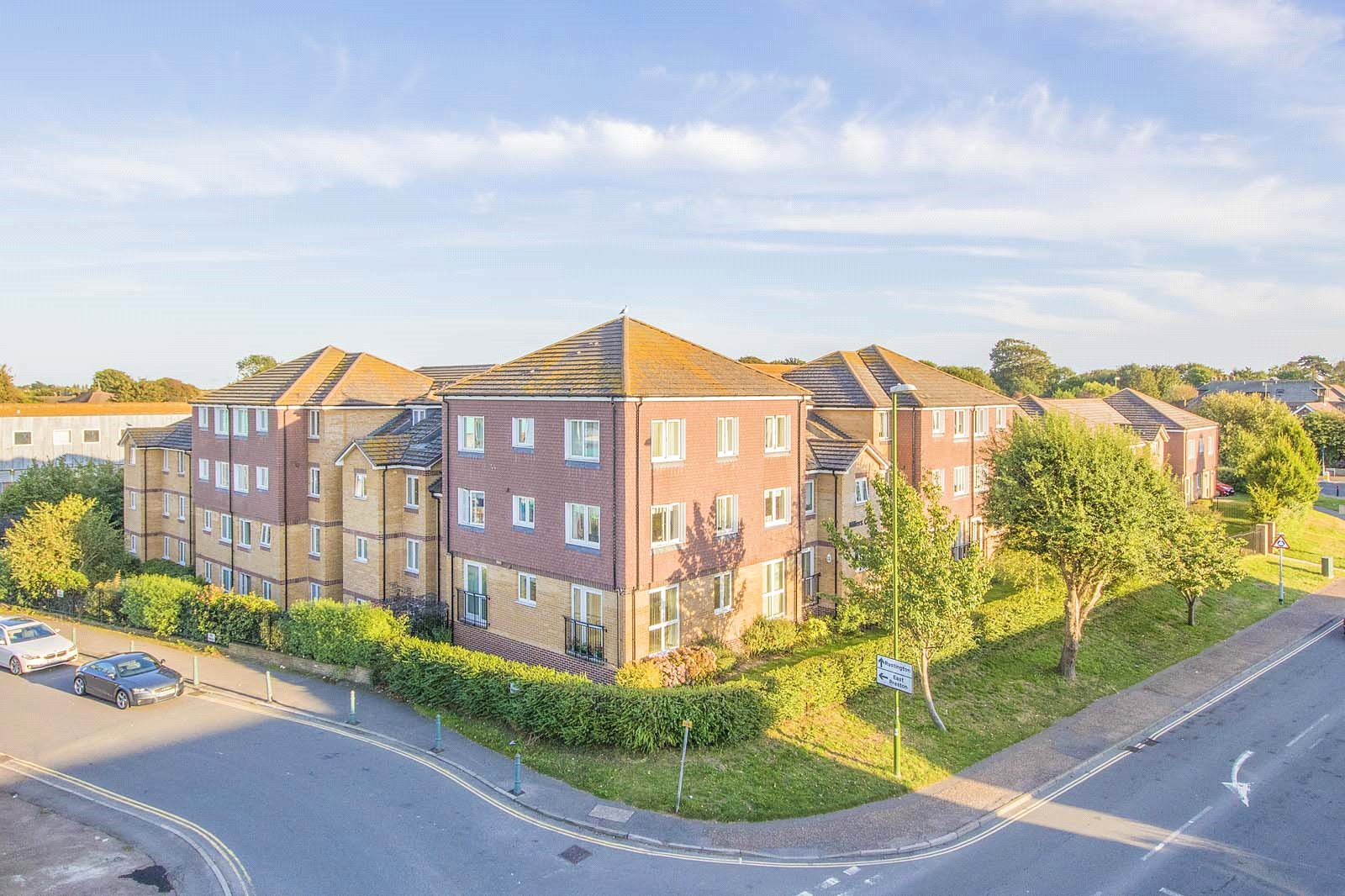 2 bed apartment for sale in Milliers Court, Worthing Road, East Preston, BN16