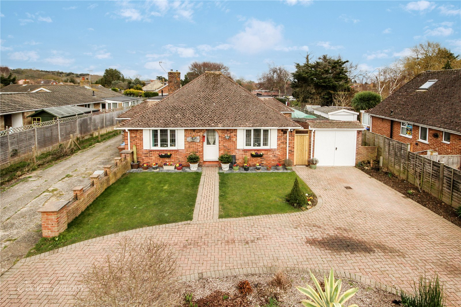 4 bed bungalow for sale in Langbury Lane, Ferring, BN12