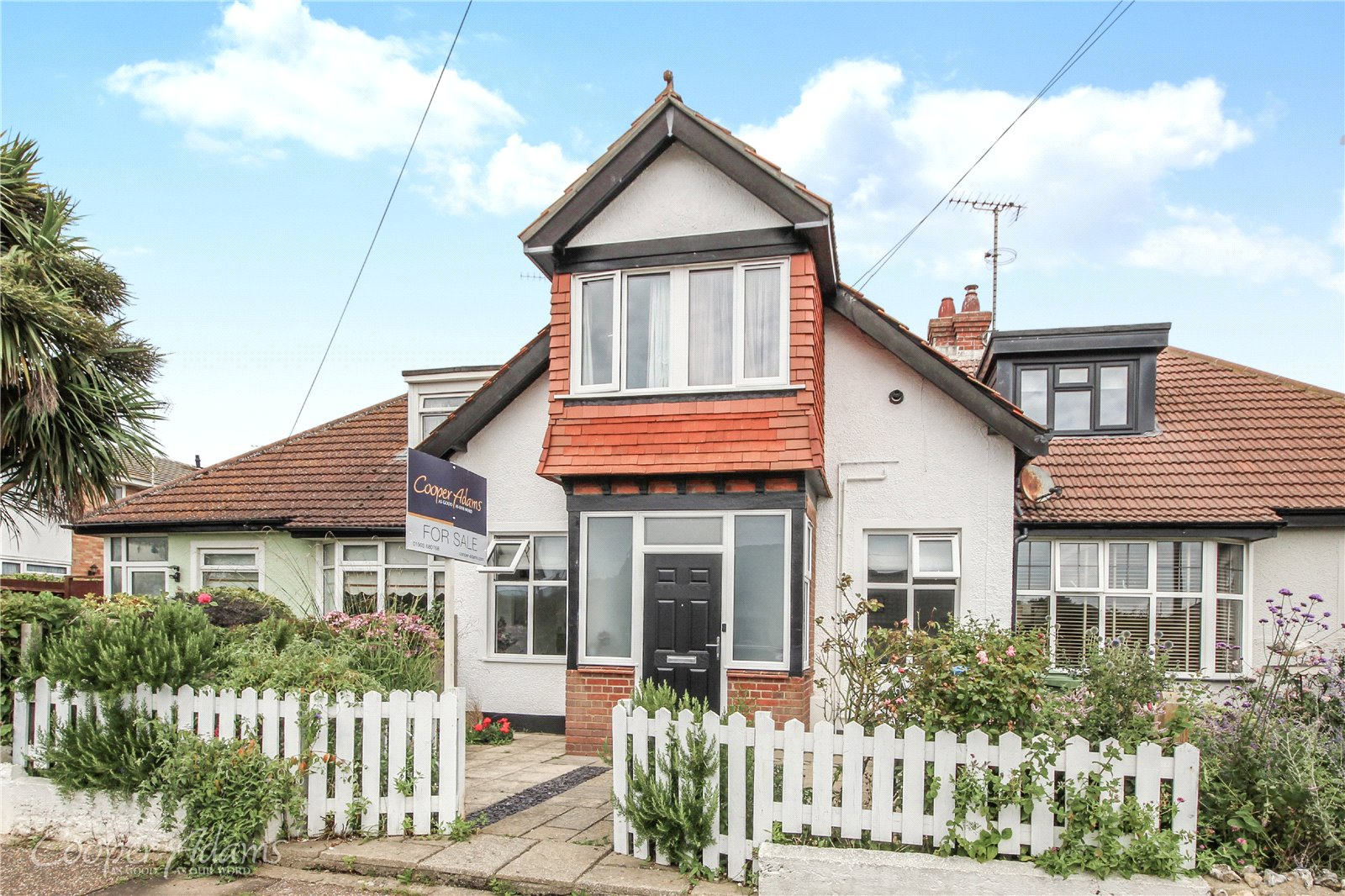3 bed house for sale in Seafield Road, Rustington, BN16