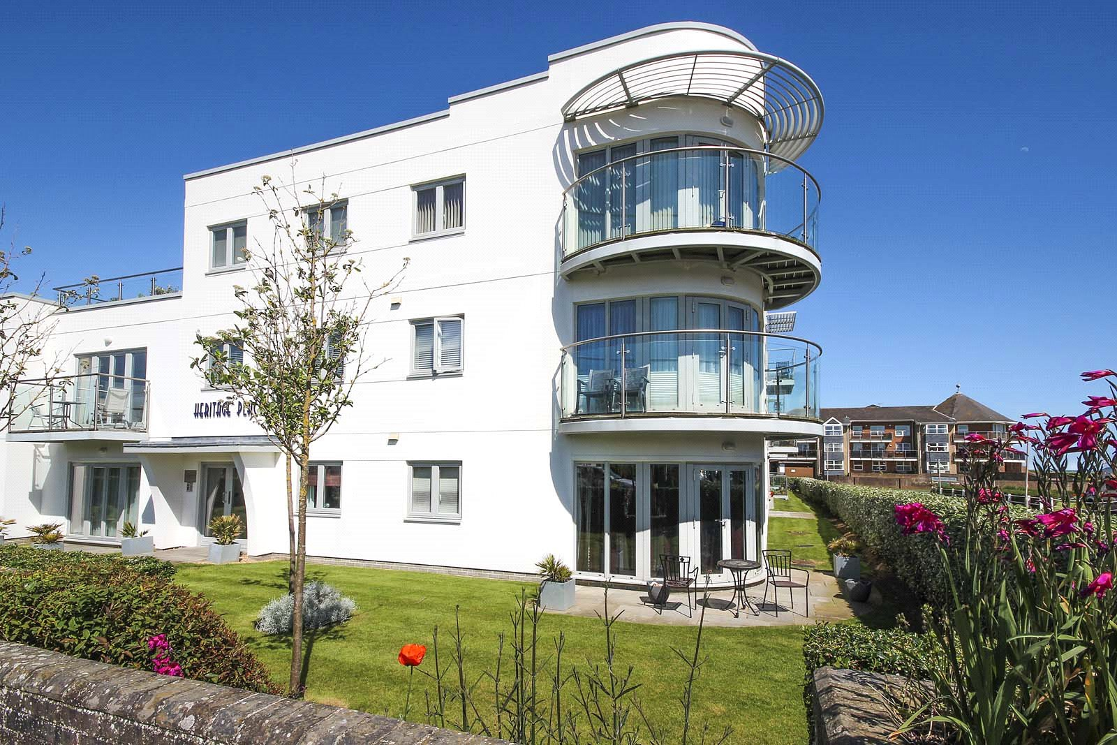 2 bed apartment for sale in Heritage Place, Broadmark Lane, Rustington, BN16