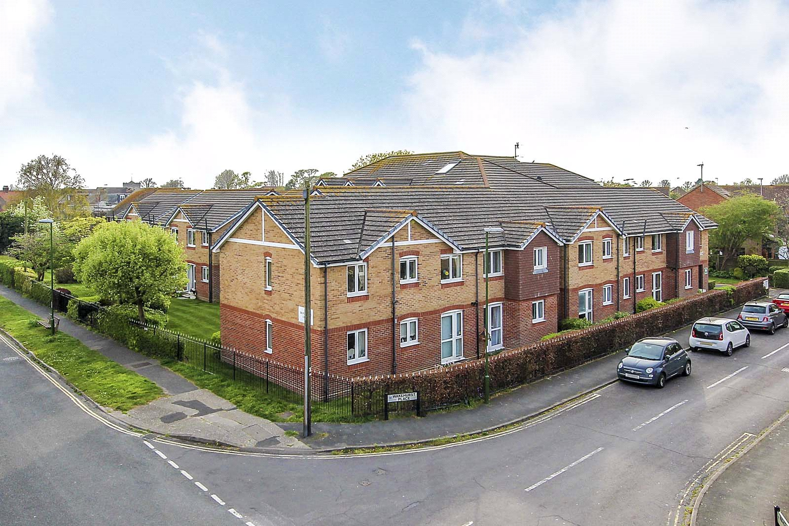 2 bed apartment for sale in Silverwood Court Wakehurst Place, Rustington, BN16