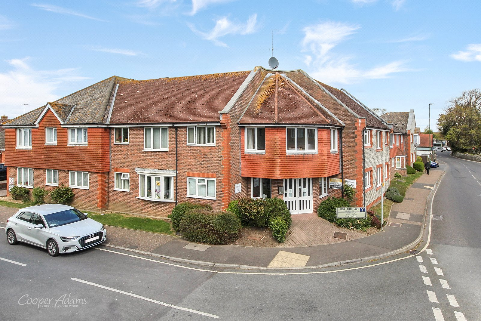 1 bed apartment for sale in Richmond Court, Sea Lane, Rustington, BN16