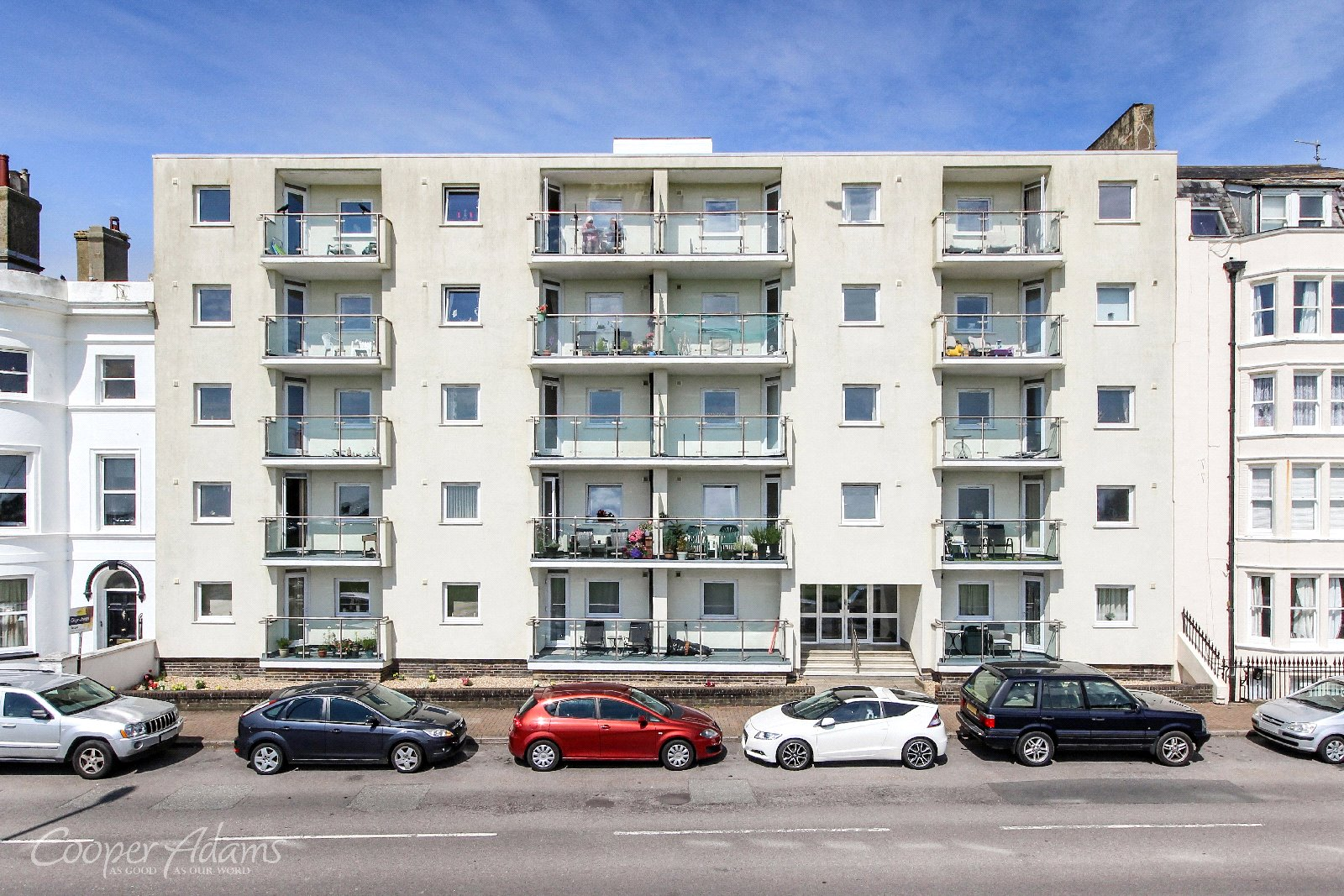1 bed apartment for sale in Southlands Court, South Terrace, Littlehampton, BN17