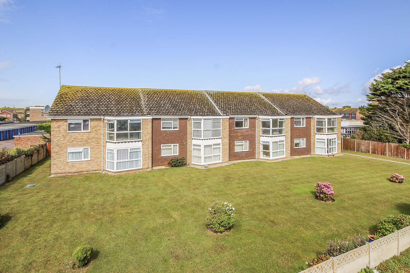 2 bed apartment for sale in Coppets Wood Fontwell Close, Rustington, BN16