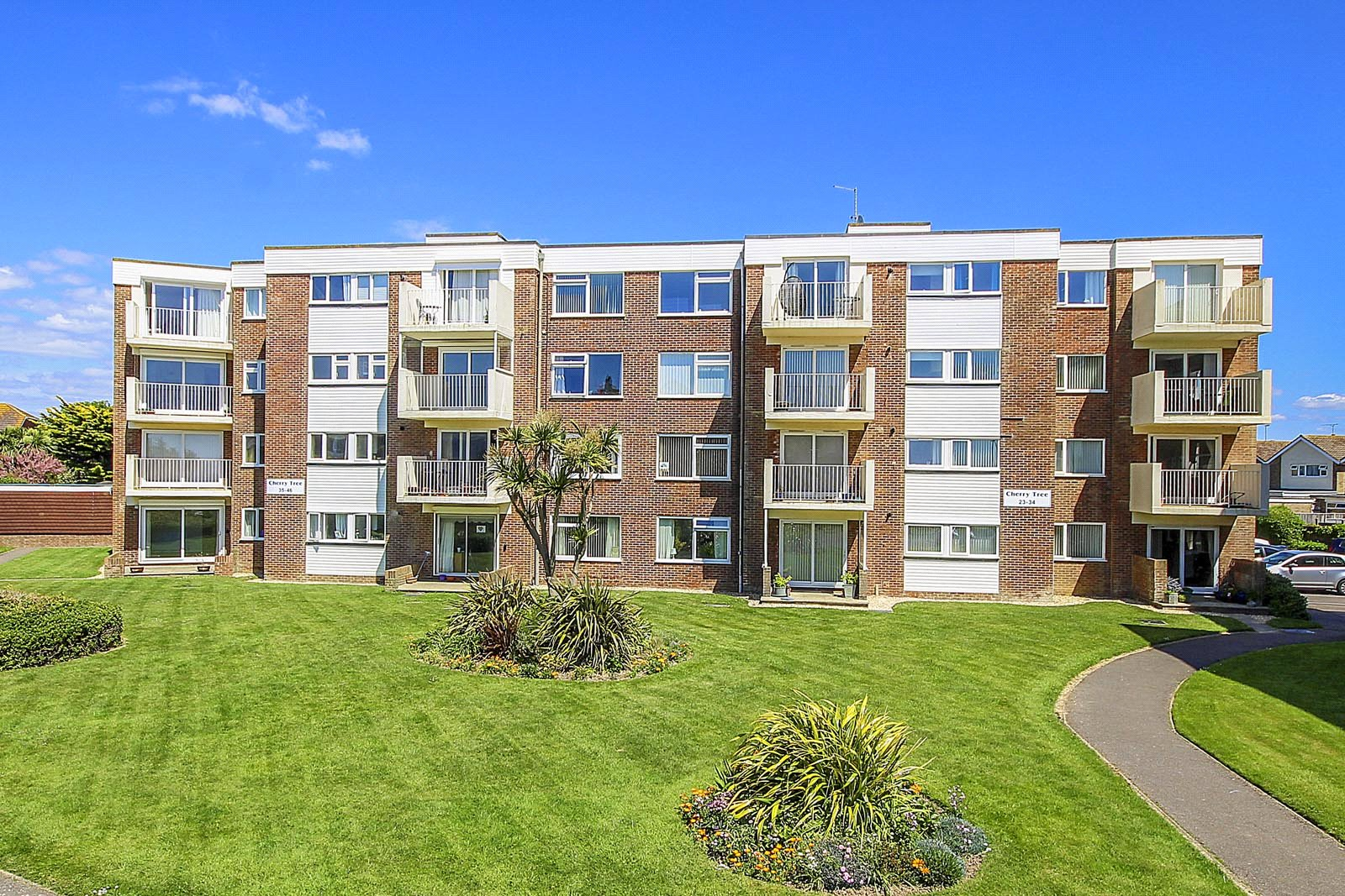 2 bed apartment for sale in Cherry Tree Court Marama Gardens, Rustington, BN16