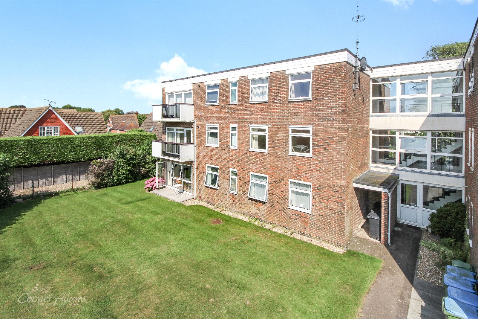 2 bed apartment for sale in Clare Lodge, Sea Lane, Rustington  - Property Image 1