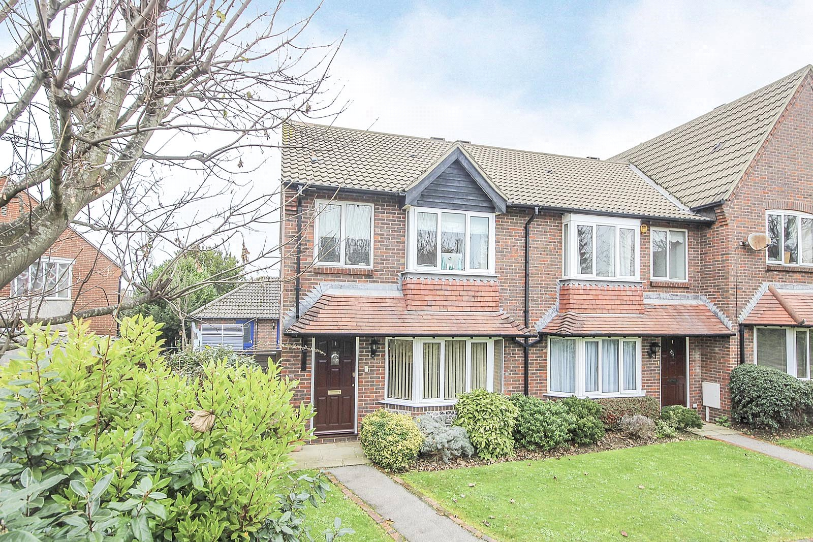 2 bed house for sale in The Leas, Rustington  - Property Image 1