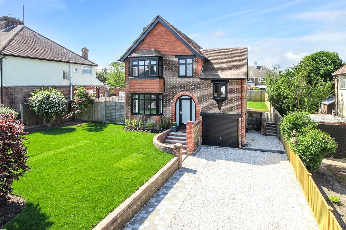 4 bed house for sale in Worthing Road, Rustington, BN16