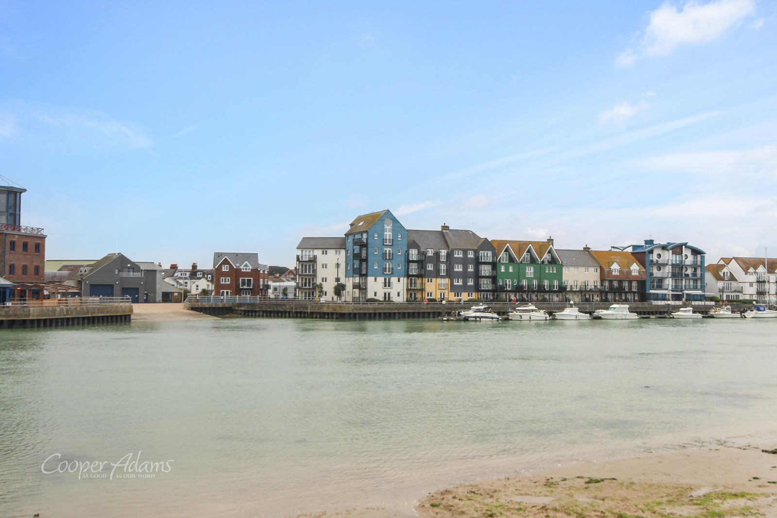 2 bed apartment for sale in Fairlight Court Pier Road, Littlehampton, BN17