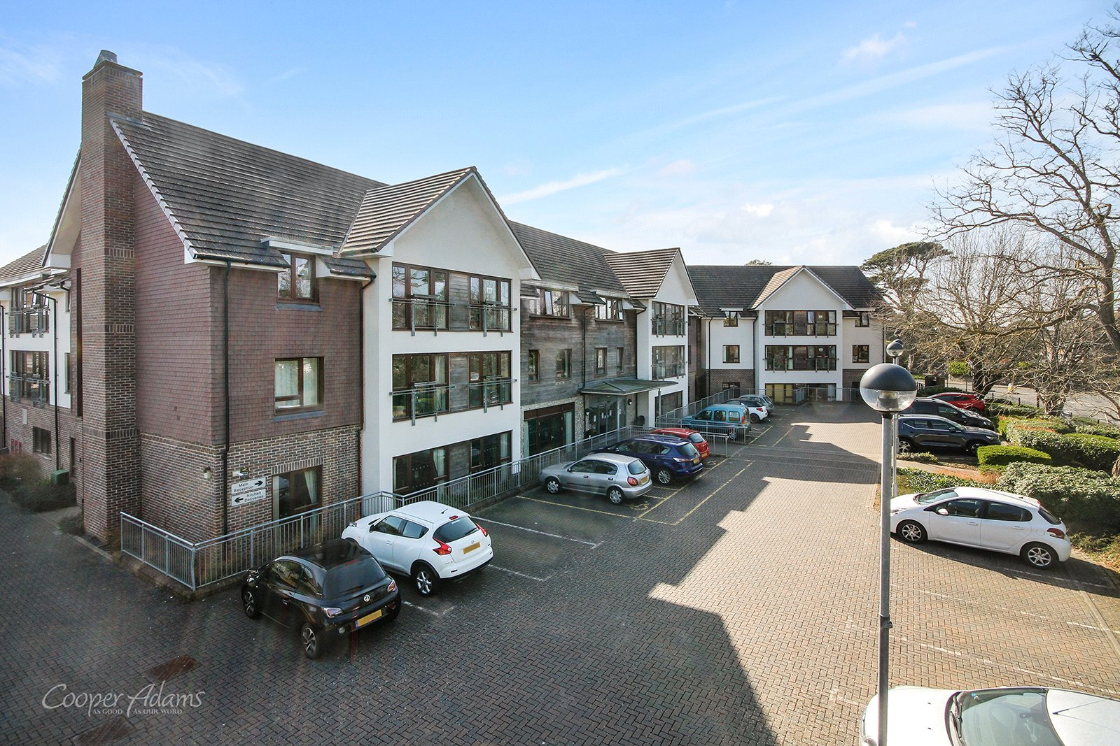 2 bed apartment for sale in Abbotswood Station Road, Rustington, BN16