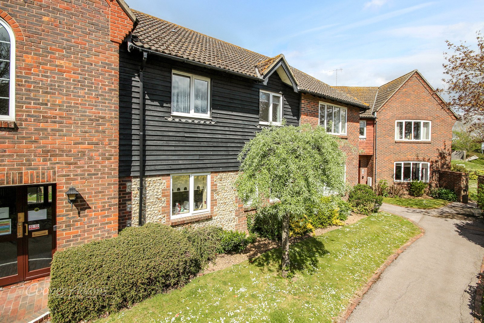 2 bed apartment for sale in The Leas, Rustington, BN16
