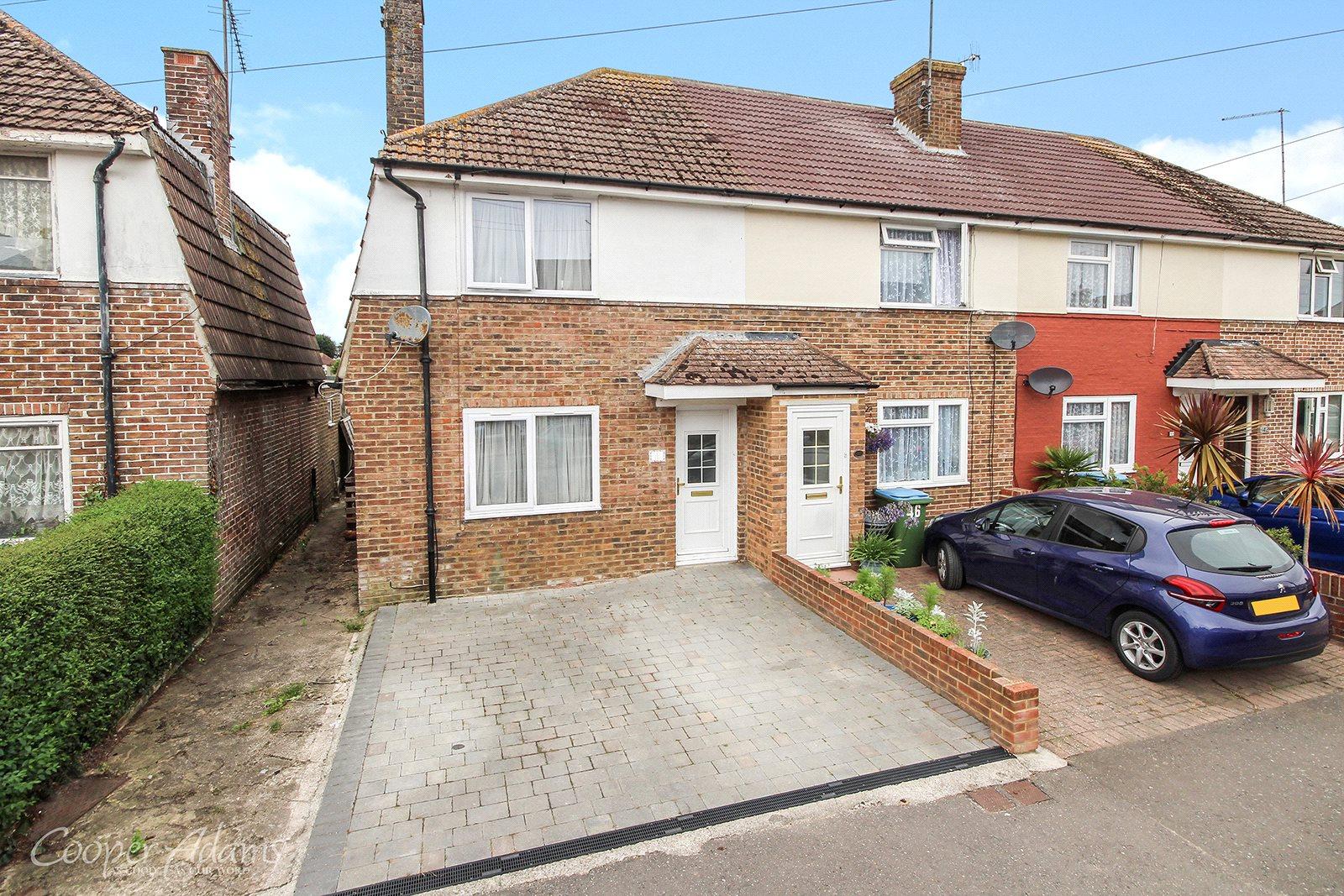 2 bed house for sale in Conbar Avenue, Rustington, BN16