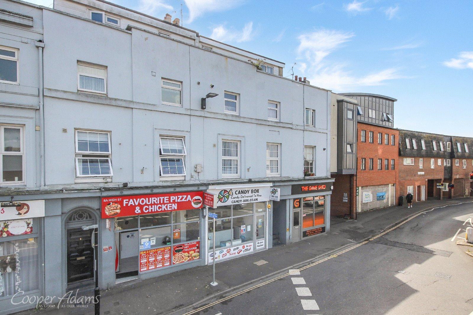 1 bed apartment for sale in High Street, Littlehampton, BN17