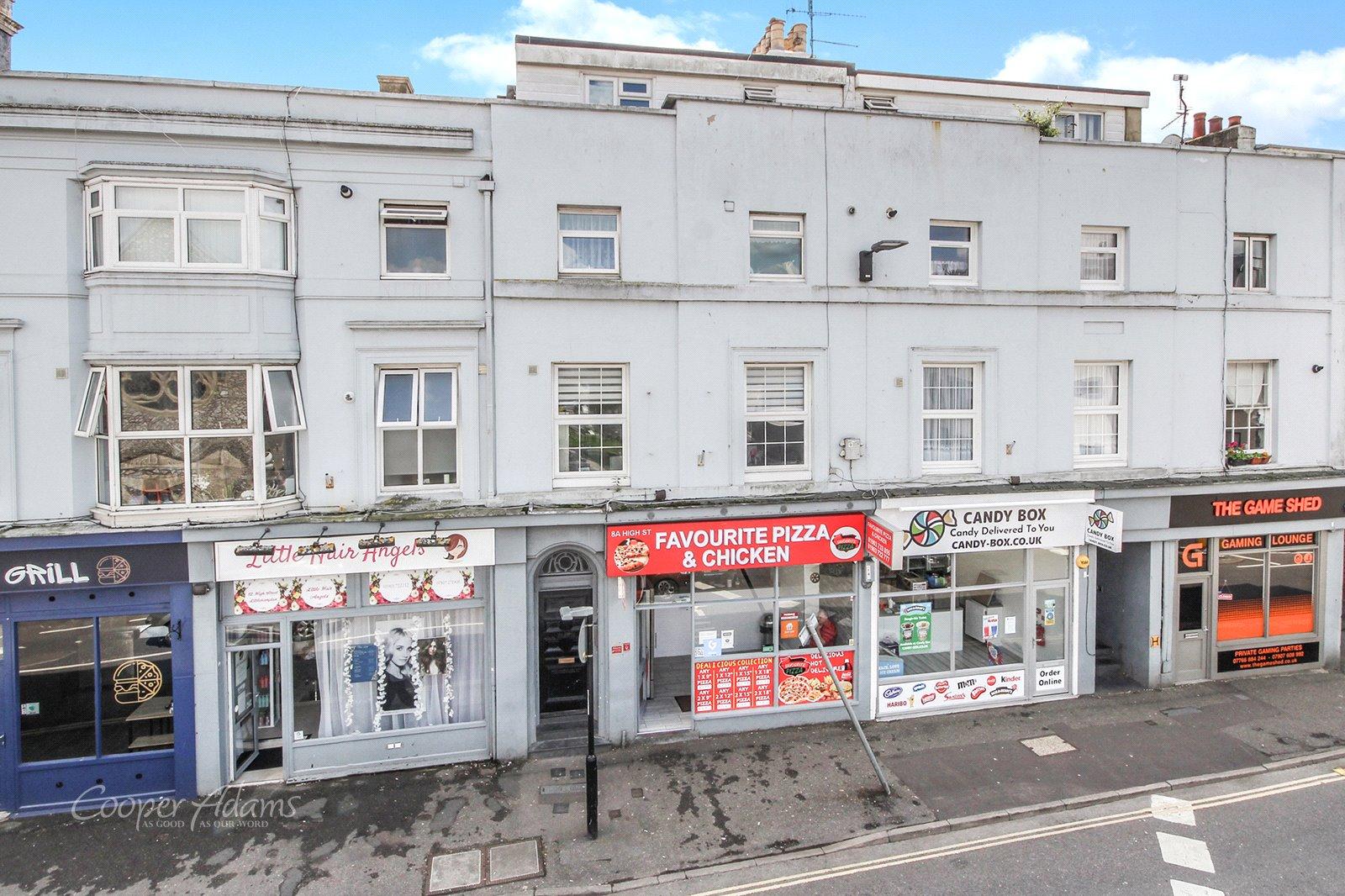1 bed apartment for sale in 8 High Street, Littlehampton, BN17