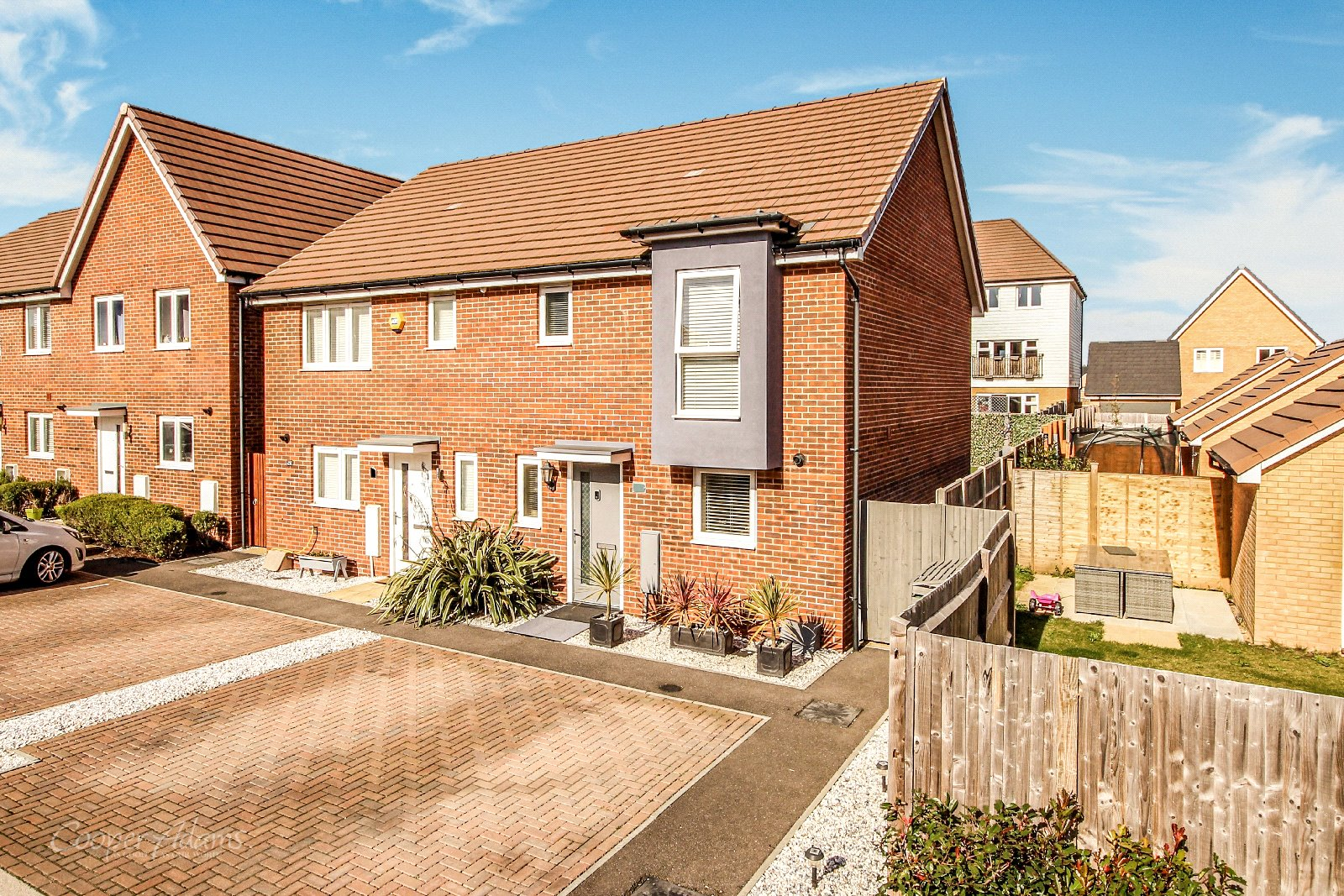 3 bed house for sale in Cooper Drive, Littlehampton, BN17