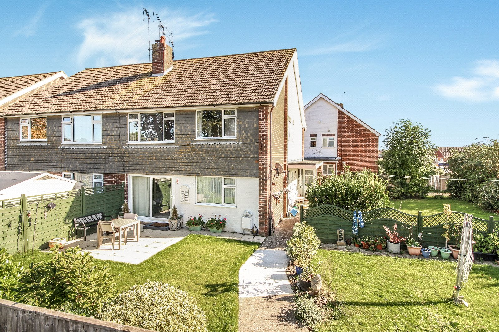 2 bed apartment for sale in Old Manor Road, Rustington, BN16