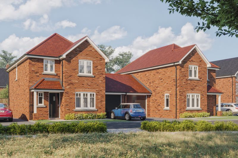 SHOW HOME VIEWINGS BY APPOINTMENT -  Five Acres, Yapton