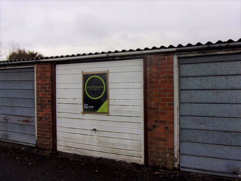 For sale in The Garage Of 7 Stratfield Road, Basingstoke  - Property Image 1