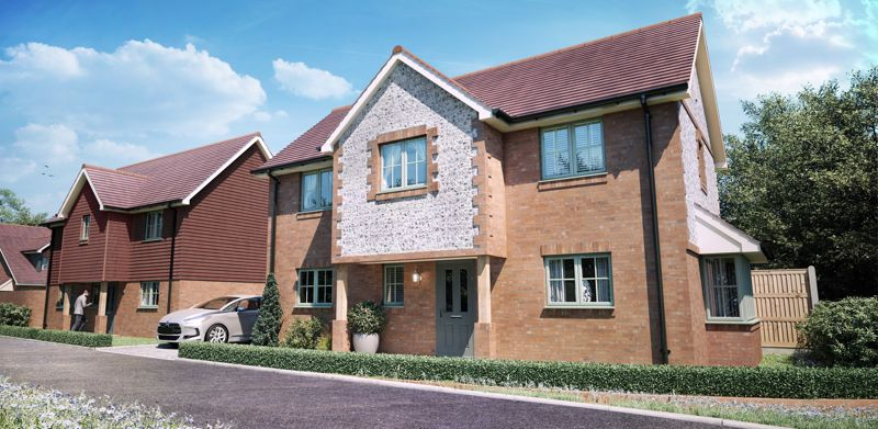 JUST RELEASED FOR SALE!  The Orchards, North End Road, Yapton, BN18