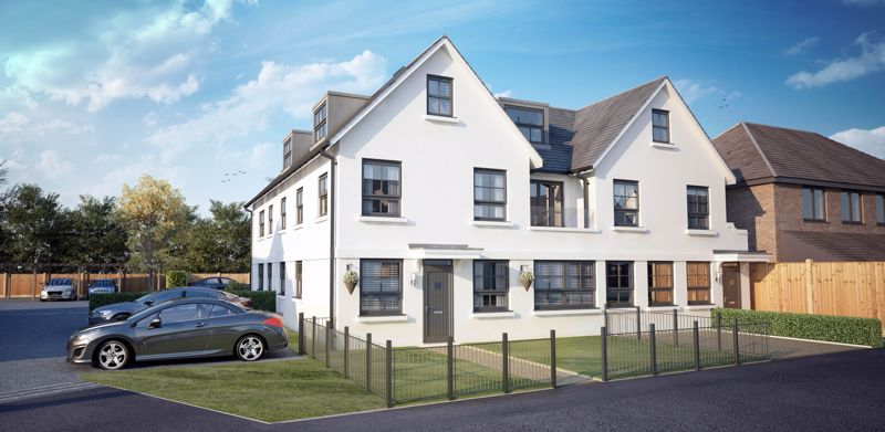 2 bed flat for sale in Stocks Lane, Chichester - Property Image 1