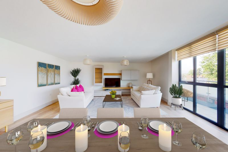 2 bed for sale in The Woolstaplers, Chichester 5