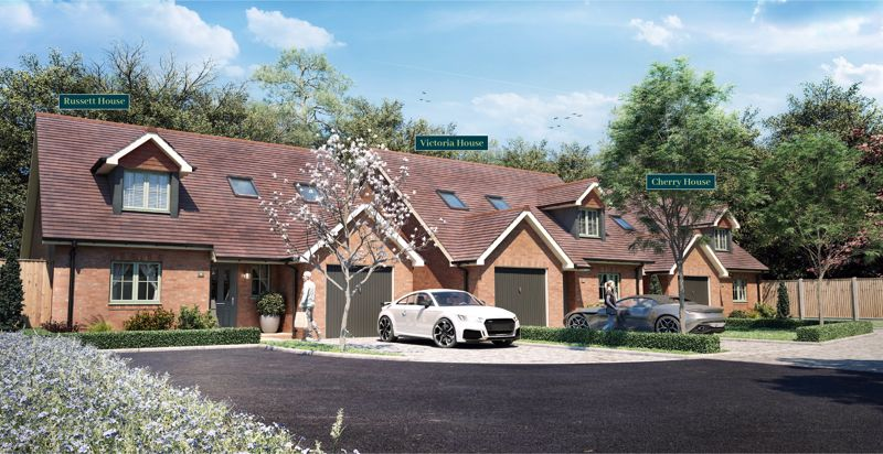 The Orchards, Yapton - ALL NOW RESERVED FROM PLAN!