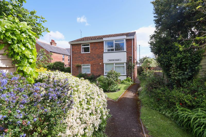Description A spacious ground floor apartment, situated in a popular area of Chichester within walking distance of the City Centre, University and St Richards Hospital. The accommodation briefly comprises, entrance hall, living room, separate kitchen, two good size bedrooms and a bathroom. Externally the property benefits from communal gardens and an allocated parking space. The apartment also has a good deal of storage, with a built-in wardrobe to the primary bedroom and a surprisingly large storage cupboard in the hallway. Ideal as an investment, first home or even somewhere peaceful to retire to, an early viewing is highly advised. Location Situated in the heart of the historic Cathedral City of Chichester which provides a wide variety of cultural, leisure and shopping facilities, including the internationally renowned Festival Theatre, Pallant House Gallery and museums. The nearby area hosts many sailing clubs and marinas provide exceptional facilities for boating and sailing enthusiast of all abilities. West Wittering and East Head offer stunning beaches and a wide choice of recreational and water related sporting facilities. The South Downs National Park can be found to the north of Chichester and provides miles of beautiful walks and rides. Approximately 3½ miles to the North lies Goodwood with its' famous racecourse, golf courses and airfield and which is also home to the annual Festival of Speed and The Revival. Chichester benefits from a main line rail service to London Victoria (approximately 90 minutes) and the A27 provides access across the Coast to Brighton to the East and Southampton to the West. Tenure: Share of the freehold with a maintenance charge of £700 per annum.