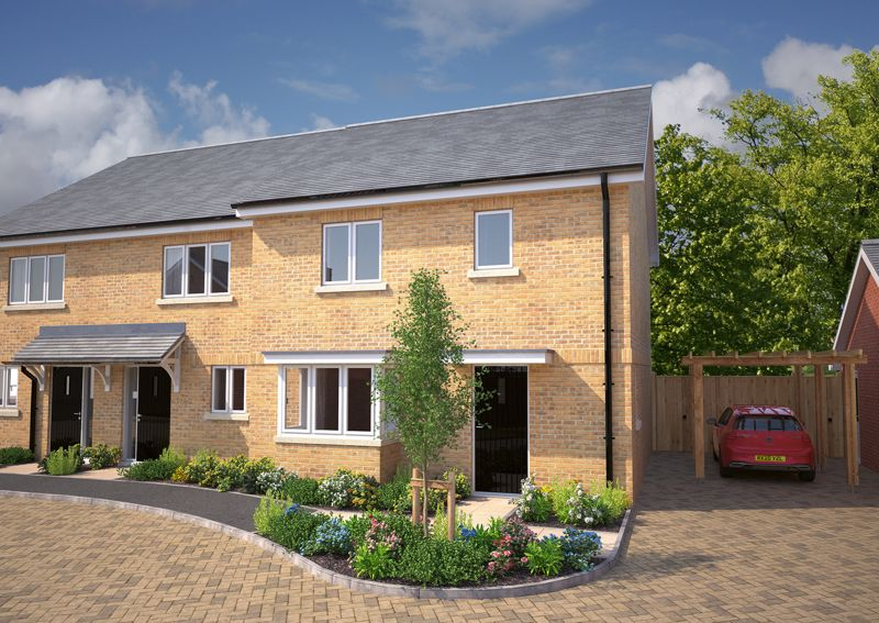 Grange Road, Netley Abbey - Show Home Now Open 7 Days a Week by Appointment