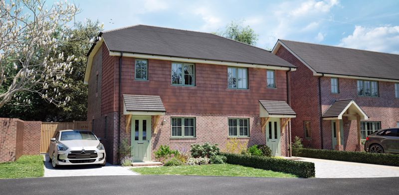 Hook Lane, Aldingbourne, PO20 - RESERVE EARLY FROM PLAN!  HELP TO BUY AVAILABLE *