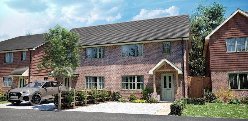 Hook Lane, Aldingbourne - JUST RELEASED!  HELP TO BUY AVAILABLE ON SELECTED PLOTS.