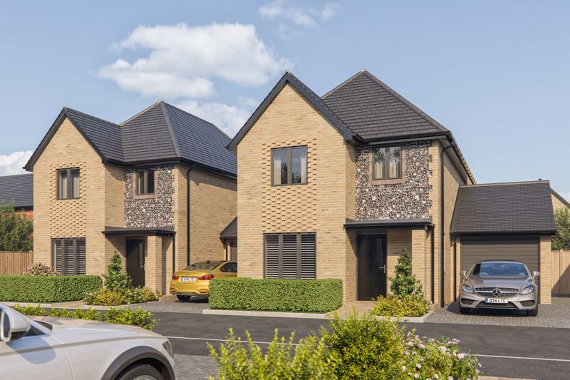 The Potteries, Yapton - New Release!  Show Home Launch 3rd & 4th July