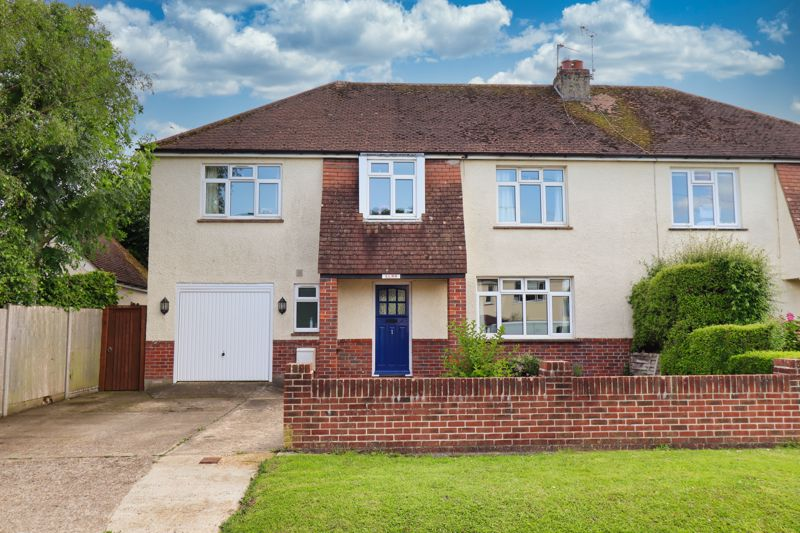 <br/><br/>White & Brooks are delighted to offer for sale, this well presented semi-detached house, situated on the sought after private Roundle Estate in Felpham, within easy reach of local schools, shops, bus routes and amenities. <br/><br/>The accommodation briefly comprises to the ground floor, Entrance Hall, Kitchen/Breakfast Room, Living Room, separate Dining Room and Cloakroom. To the first floor are four double Bedrooms, an additional single Bedroom, with an En-Suite Bathroom to the Primary Bedroom and a further four piece family Bathroom.<br/><br/>The property further benefits from an enclosed, southerly aspect rear garden and a garage and driveway providing off road parking. An internal viewing is essential to appreciate the location and accommodation on offer.