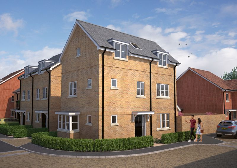 Royal Victoria Grange, Netley Abbey - 30% Already Reserved from Plan