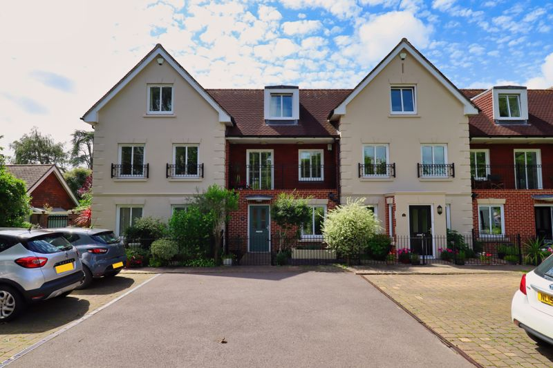 Located in the sought after area of Summersdale to the North of Chichester City Centre, and situated on this award winning small private gated development is this immaculately presented and improved town house. The Ground Floor accommodation has been thoughtfully arranged as a large open plan versatile Living/Family/Dining/Kitchen area, which extends to just under 30ft in length, with the added benefit of a Ground Floor Cloakroom.  The First Floor accommodation is currently arranged as a Living Room and study which could also be used as two Double Bedrooms and has the benefit of a full width balcony, and the Family Bathroom.  The Master Suite is situated on the Second Floor and comprises a good sized Double Bedroom and large En Suite Bathroom.   The property benefits from an allocated parking space and visitor bay to the front, and a Private Enclosed Courtyard style west facing rear garden which is of a westerly aspect. An internal viewing is essential to fully appreciate the size and proportion of the accommodation on offer.