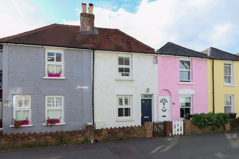 White and Brooks are excited to offer to the market this well presented, two bedroom terraced cottage, found in the popular area of Chichester. It boasts plenty of original features and a low maintenance rear garden. The property comprises of two well sized reception rooms with feature fireplaces, a modern kitchen and a bathroom. Upstairs provides two spacious double bedrooms. The property is double glazed and gas centrally heated with a new boiler. An early viewing is recommended to avoid disappointment. Situated on the outskirts of the historic Cathedral City of Chichester, close to out of Town shopping facilities. Chichester  provides a wide variety of cultural, leisure and shopping facilities, including the internationally renowned Festival Theatre, Pallant House Gallery and museums. The nearby area hosts many sailing clubs and marinas provide exceptional facilities for boating and sailing enthusiast of all abilities. West Wittering and East Head offer stunning beaches and a wide choice of recreational and water related sporting facilities.   The South Downs National Park can be found to the north of Chichester and provides miles of beautiful walks and rides.