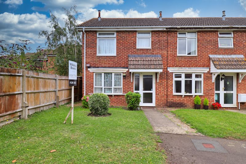 <br/><br/>White & Brooks are delighted to offer for sale, this three Bedroom end of terraced house, situated within easy reach of Chichester City Centre, which provides a wide variety of leisure and shopping facilities including Chichester Festival Theatre. Chichester benefits from a main line rail service to London Victoria (approximately 90 minutes) and the A27 provides access across the Coast to Brighton to the East and Southampton to the West.<br/><br/>The accommodation briefly comprises to the ground floor, Entrance Hall, Living Room and Kitchen and to the first floor, two double Bedrooms, an additional single Bedroom and family Bathroom. The property further benefits from an enclosed rear garden and garage, there is also additional parking to the side of the garage. An internal viewing is recommended to appreciate all the property has to offer.