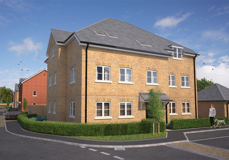 <span >HELP TO BUY AVAILABLE ** 30% Already Reserved ** <span >OPEN DAY 2ND & 3RD OCTOBER - BY APPOINTMENT ONLY<br/><br/></span> </span><div><p><span >Move into your new home in the New Year!  Plot 70 provides a fantastic opportunity to purchase a spacious (724 sq ft) ground floor two bedroom apartment, to include AEG appliances, Porcelanosa tiled bathroom, built in wardrobes to both bedrooms, and 2 allocated parking spaces, surrounded by landscaped communal gardens. </span></p><p><span >.</span><span >Royal Victoria Grange is another unique development built by award winning local developer Crayfern Homes, and is located in the heart of Netley Abbey, surrounded by countryside and only four miles from the centre of Southampton.</span></p></div> <span > Each one of these new homes has been designed and built with the meticulous care and attention to detail that Crayfern Homes is known for. There are 93 new properties available to buy on the Royal Victoria Grange site with 12 different styles to choose from, all with distinctive exteriors and an outstanding internal specification. As always, Crayfern have tried to incorporate many of the latest ecological features and enhancements to our designs to make our houses easy and affordable to maintain while providing a degree of 'futureproofing' as we work, as an industry, towards ever more sustainable building practices.<br/><br/>Netley is essentially a rural village surrounded by countryside less than four miles from the bustling centre of Southampton. This means that everything you could want to find on your doorstep – shops, farm fresh food, sports facilities, entertainment venues, transport links – are all nearby<br/><br/>Under the Estate Agents Act 1979 we must inform you that a member of White & Brooks staff is related to a Director of Crayfern Homes.</span>