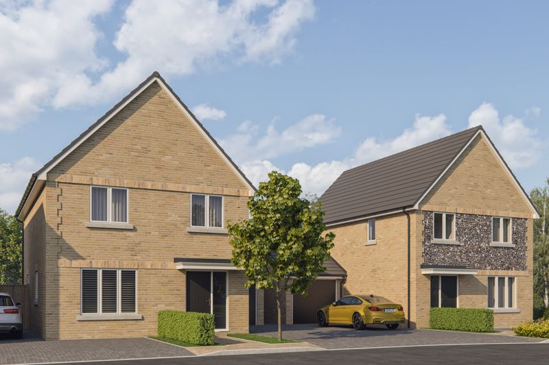 Reserve early and secure this fabulous 4 Bedroom detached family home from plan now!  Ready for occupation July 2022!  <br/><br/>Extending to 1,290 ft², and currently under construction to a high specification by renowned local developer, Crayfern Homes Ltd, the accommodation in Plot 16 (Phase 2) features a contemporary Symphony Kitchen/Breakfast/Family Room with integrated appliances with double doors to the South facing Rear Garden, Living Room and Cloakroom to the Ground Floor, and to the First Floor are 4 Bedrooms and 2 Bathrooms, with an En Suite to Bedroom 1. Both Bedrooms 1 and 2 have built in Wardrobes. With a South facing Rear Garden and an attached Garage plus 3 Parking Spaces, what's not to love?<br/><br/>Why not make an appointment to find out more today and take advantage of reserving off plan now to secure the home of your dreams! With Help to Buy available for First Time Buyers on selected plots, don't miss out on this early opportunity!<br/><br/>The high specification includes:-<br/><br/>Kitchen<br/><br/>Contemporary designed Symphony kitchens<br/><br/>Laminate work surfaces<br > Integrated appliances to include Zanussi 50/50 fridge freezer, AEG induction hob, extractor fan above, AEG single oven and single oven/microwave<br > LED under wall unit lighting<br > Plumbing and space for washing machine<br > Removable unit for dishwasher<br > Stainless steel sink mixer tap<br > Porcelanosa floor tiles<br/><br/>Bathrooms and En-Suites<br > <br/><br/>Roca white contemporary sanitaryware<br > Bristan taps<br > LED down lights<br > Roca, vanity unit with storage below and mirror above to Bathrooms and En-Suites<br > Porcelanosa floor tiles<br > Porcelanosa splashback tiling to Cloakrooms<br > Porcelanosa half height tiling to Bathrooms and En-Suites (full height in wet areas)<br/><br/>Heating, Lighting and Electrical<br > <br/><br/>Air Sourced heat pump which operates heating and hot water. Radiators to Ground Floor, First Floor (and Second Floor if applicabl