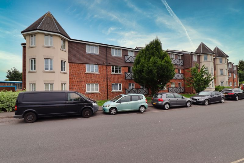 White & Brooks are delighted to offer for sale this modern, first floor one bedroomapartment with allocated parking. The accommodation briefly comprises, one double Bedroom, Living Room, separate Kitchen and Bathroom. <br/><br/>Further benefits include, double glazing, gas central heating, private entry telephone system and off road parking. It would ideally suit either a first time or investment buyer.