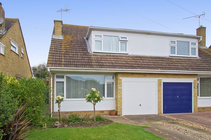 3 bed house for sale in Gloster Drive, Bognor Regis  - Property Image 1
