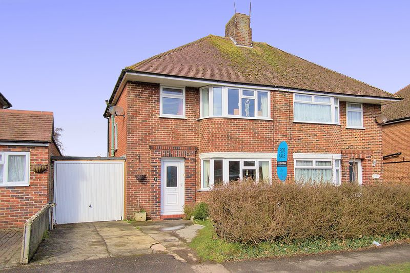 3 bed house for sale in Merrion Avenue, Bognor Regis  - Property Image 1