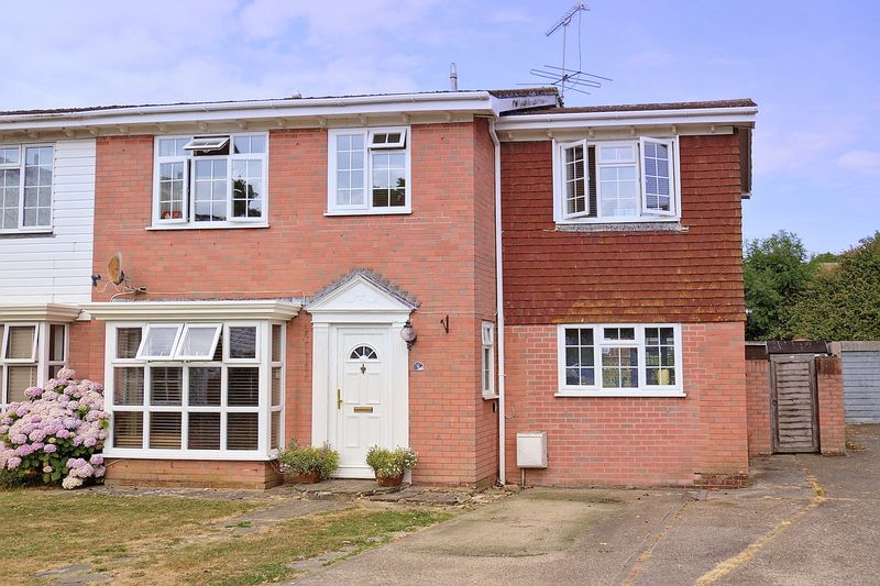 <br/><br/>Extended semi-detached family home in a cul-de-sac location within easy reach of local schools, shops and major bus routes. The property is in need of some TLC and would be ideal for anyone wanting to put there own stamp on a property. The Accommodation briefly comprises to the first floor, four bedrooms and family bathroom and to the ground floor, living/dining room, separate study/play area, kitchen/breakfast room and downstairs cloakroom. The property further benefits from a westerly aspect rear garden, off road parking and is offered for sale with no forward chain. An internal viewing is essential to appreciate all the property has to offer.