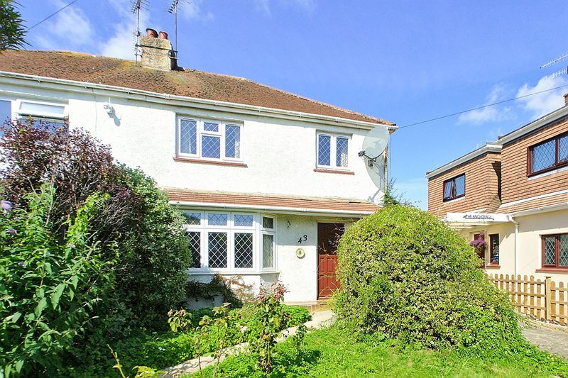 3 bed house for sale in Flansham Lane, Bognor Regis - Property Image 1