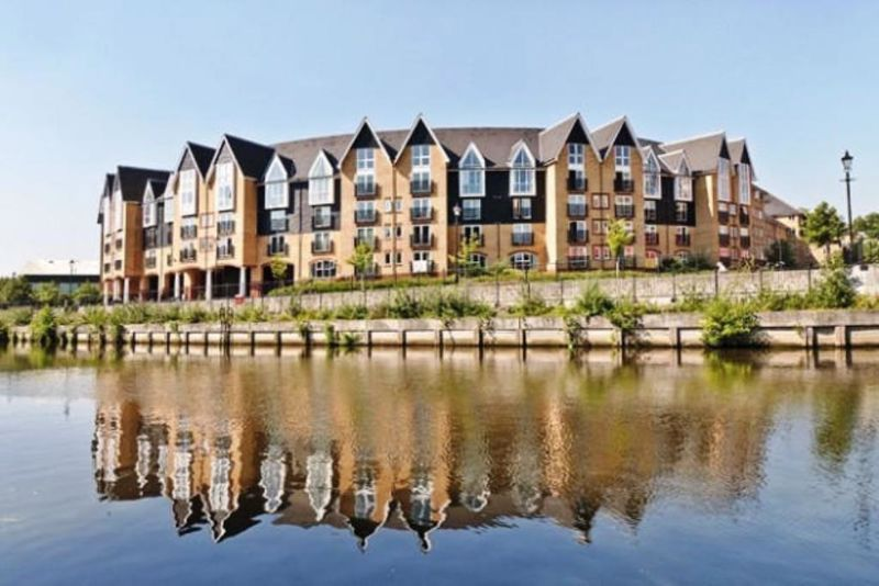2 bed flat for sale in Scotney Gardens, , Maidstone - Property Image 1