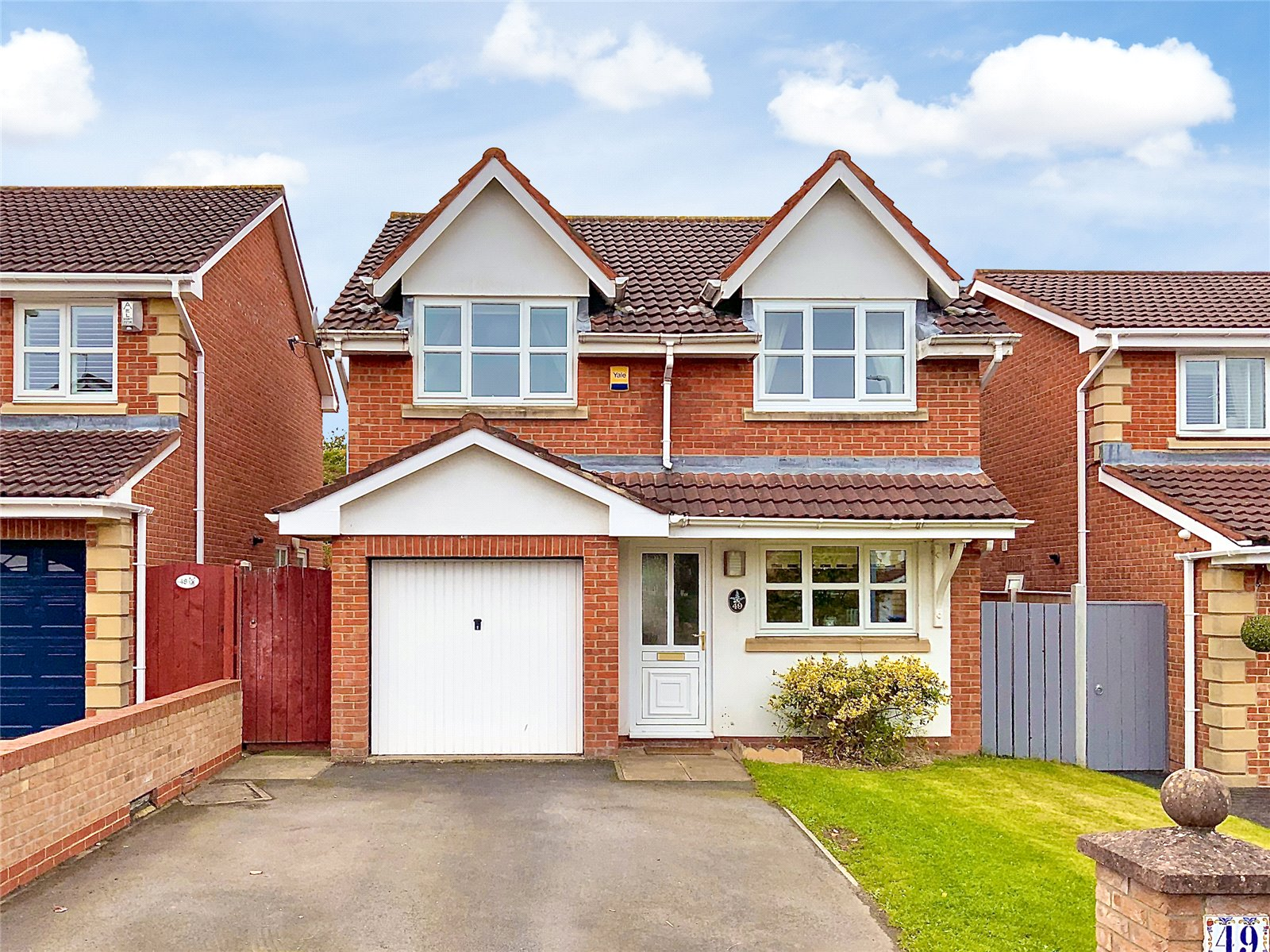 3 bed house for sale in Foxgloves, Coulby Newham  - Property Image 1