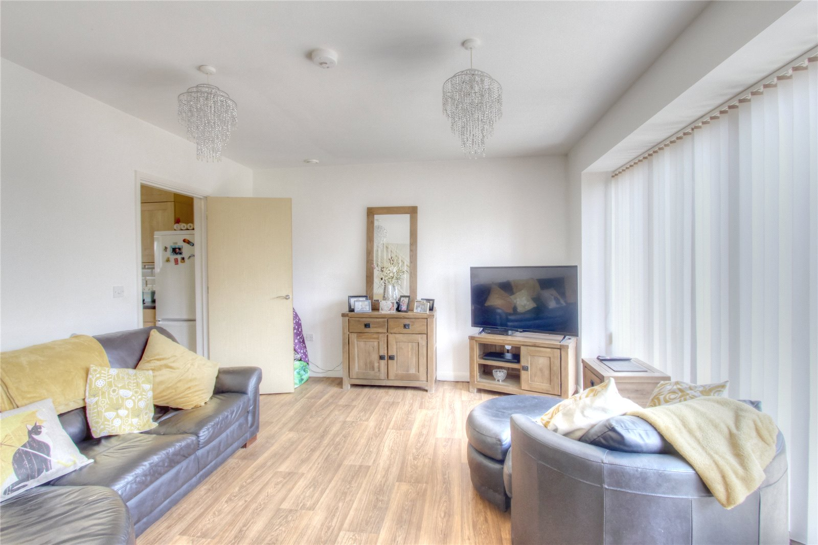 2 bed house for sale in King Georges Square, South Bank  - Property Image 1