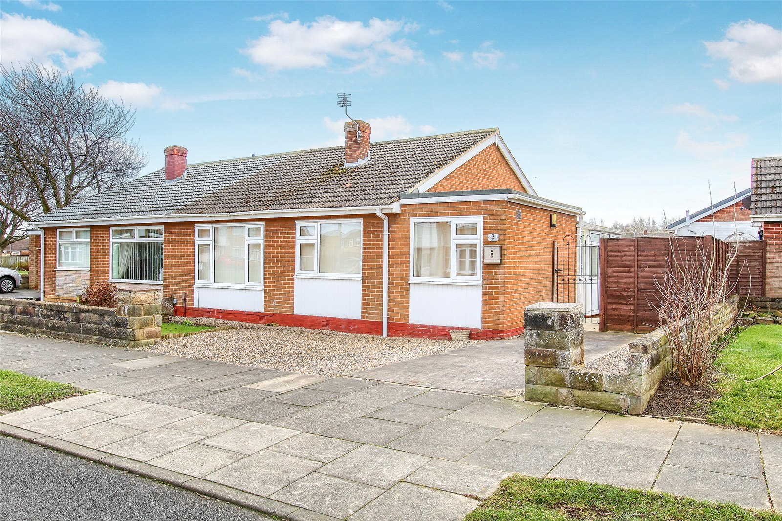 3 bed bungalow for sale in Picton Crescent, Thornaby  - Property Image 1